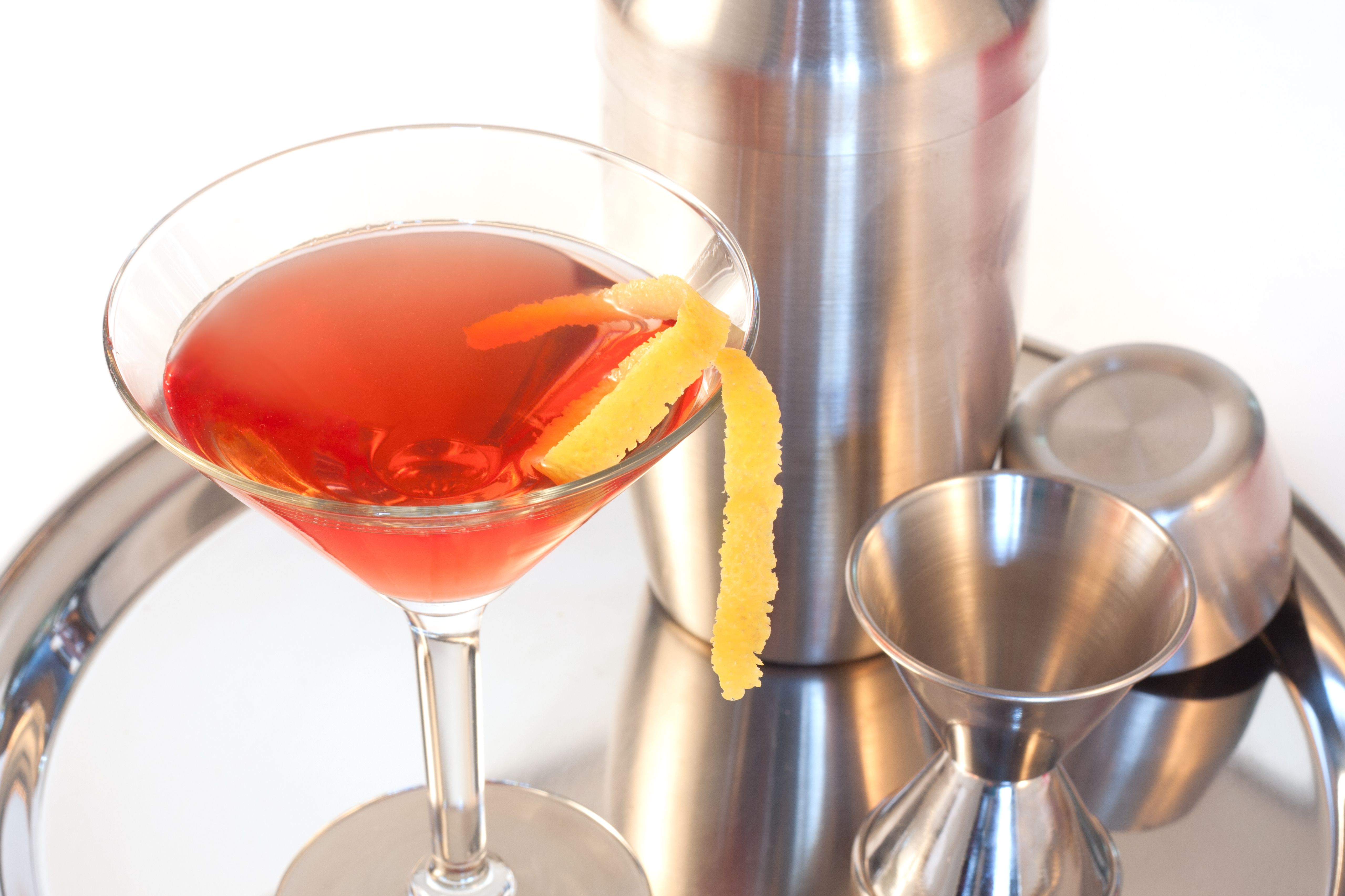 Pama Pomegranate Martini