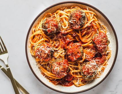 Simply Perfect Meatballs