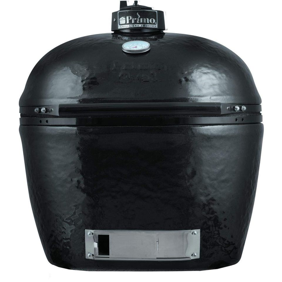 Promo Oval XL Charcoal Grill Review