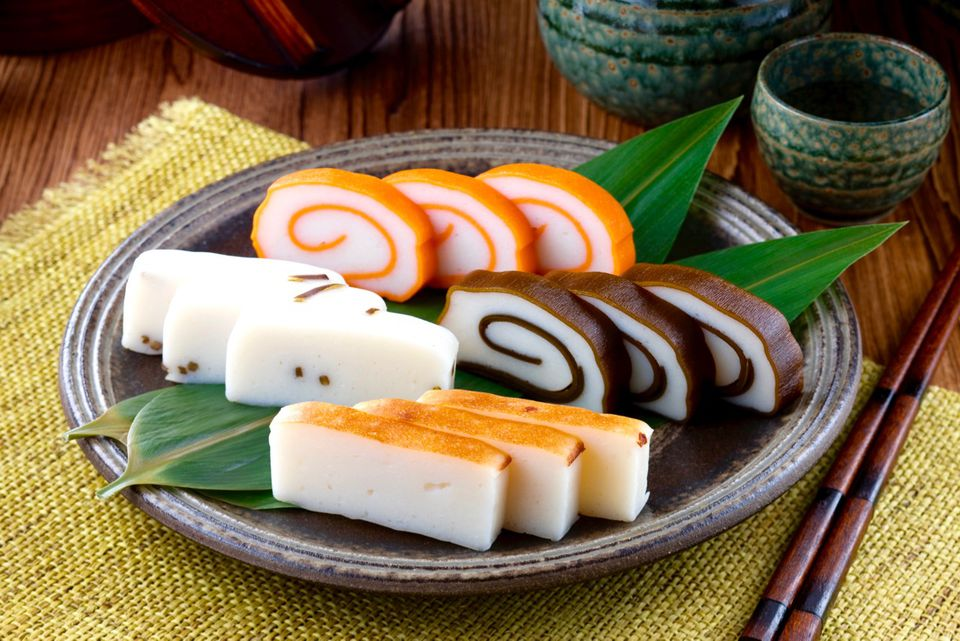 Kamaboko; Japanese Fish Cake