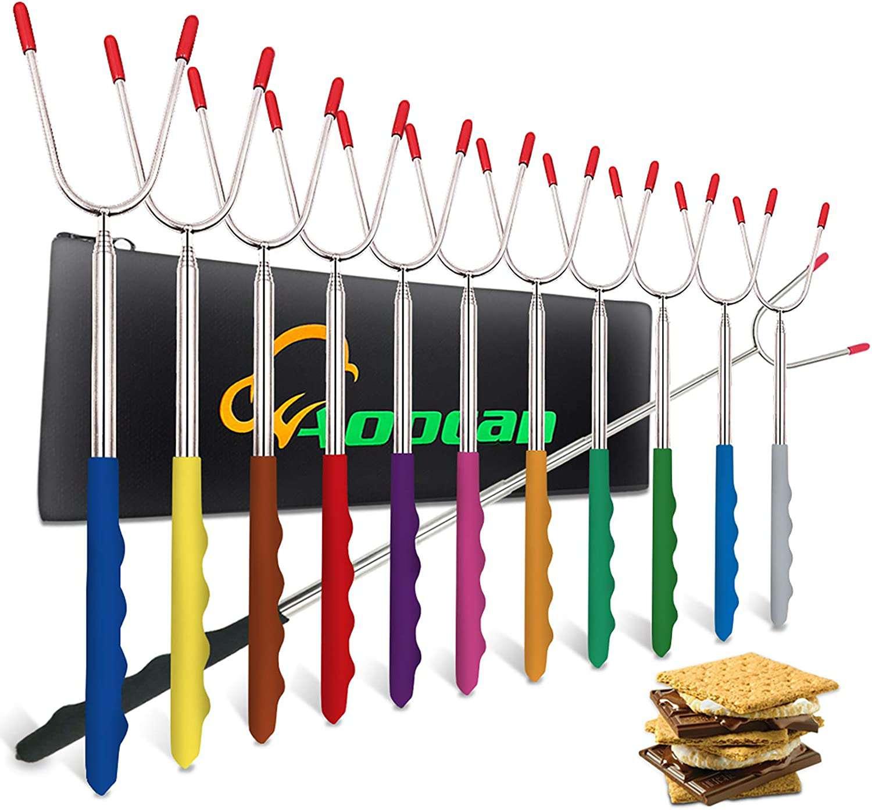 Aoocan Marshmallow Roasting Sticks