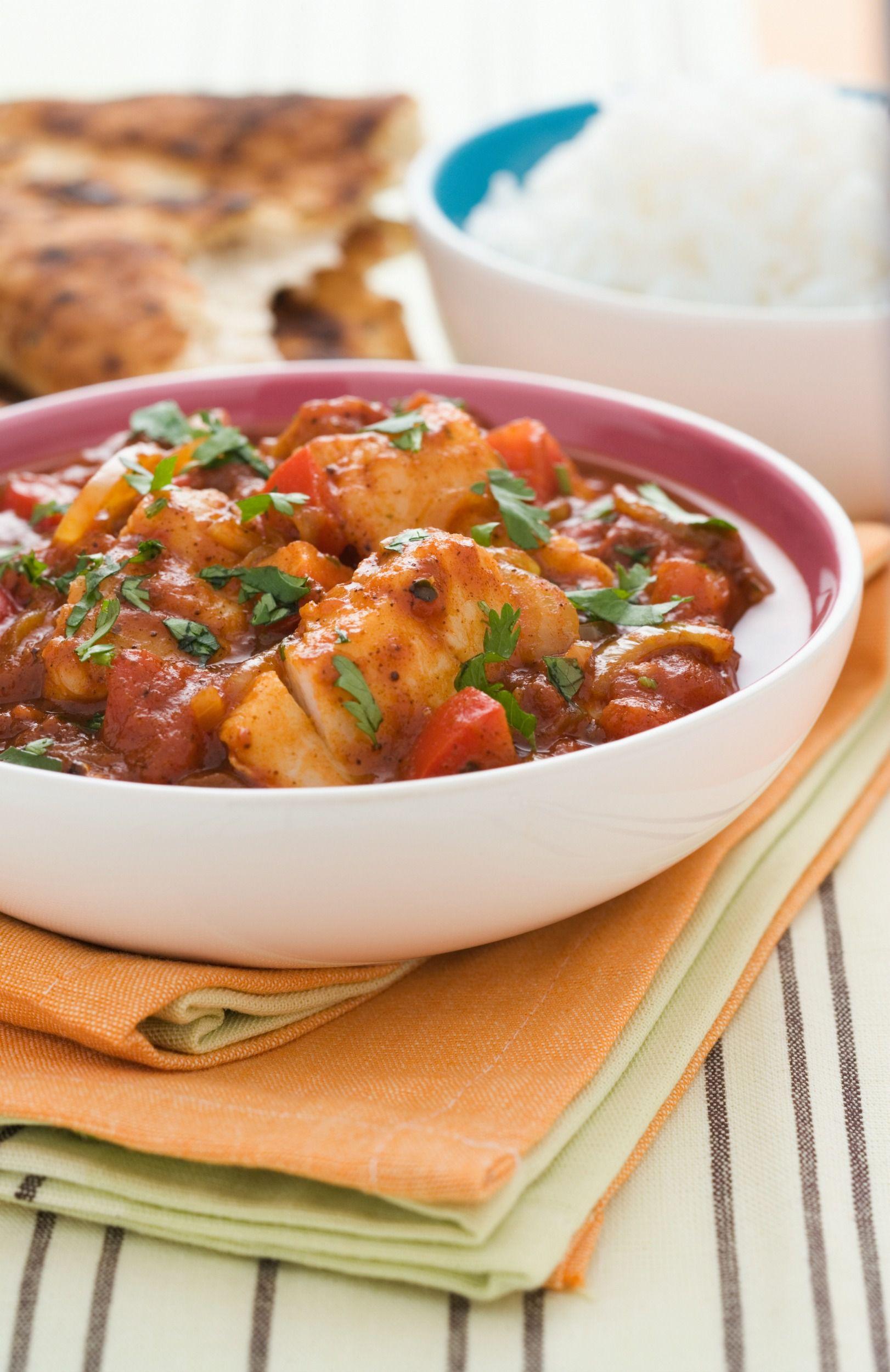 Creamy, Tangy Fish Curry - Fish Makhani