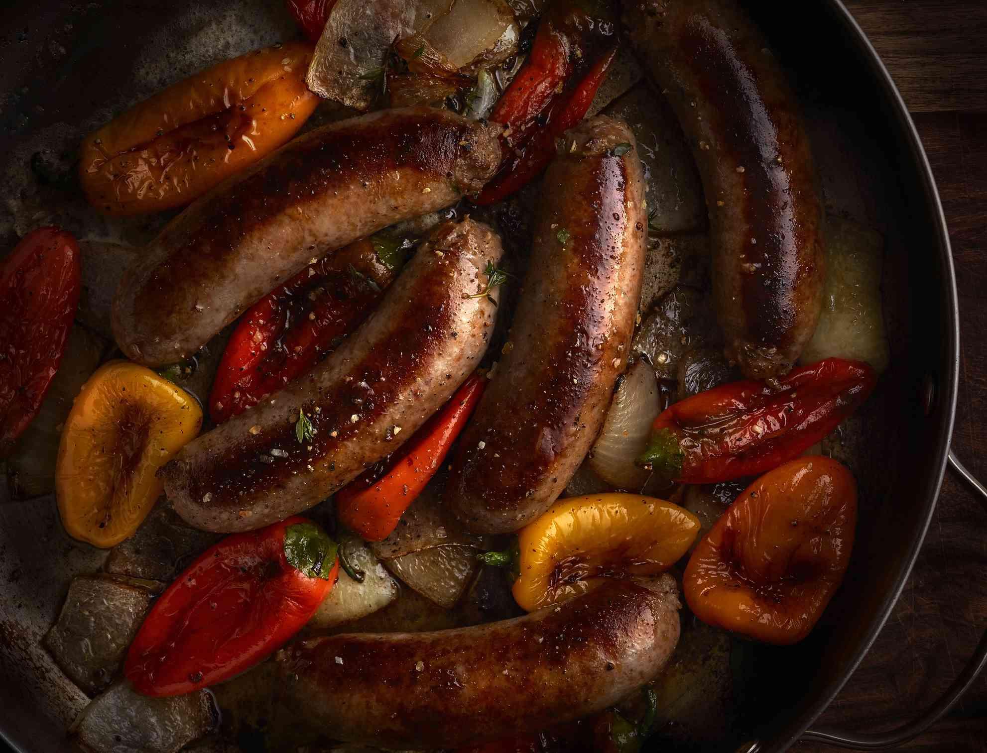 20 Italian Sausage Recipes