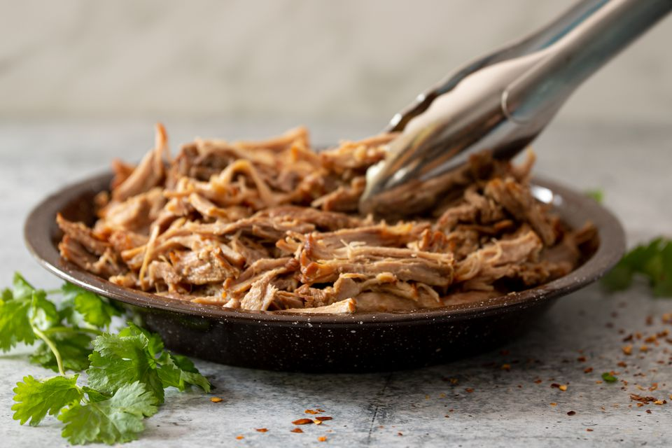 Instant Pot Pork Shoulder