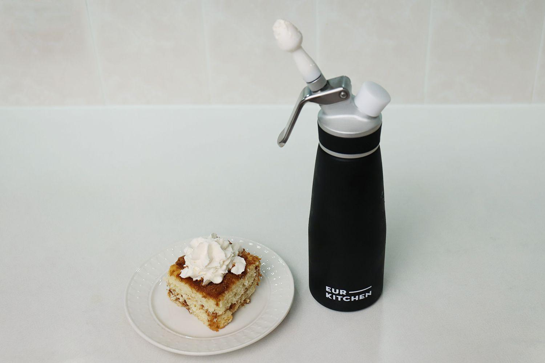 EurKitchen Whipped Cream Dispenser