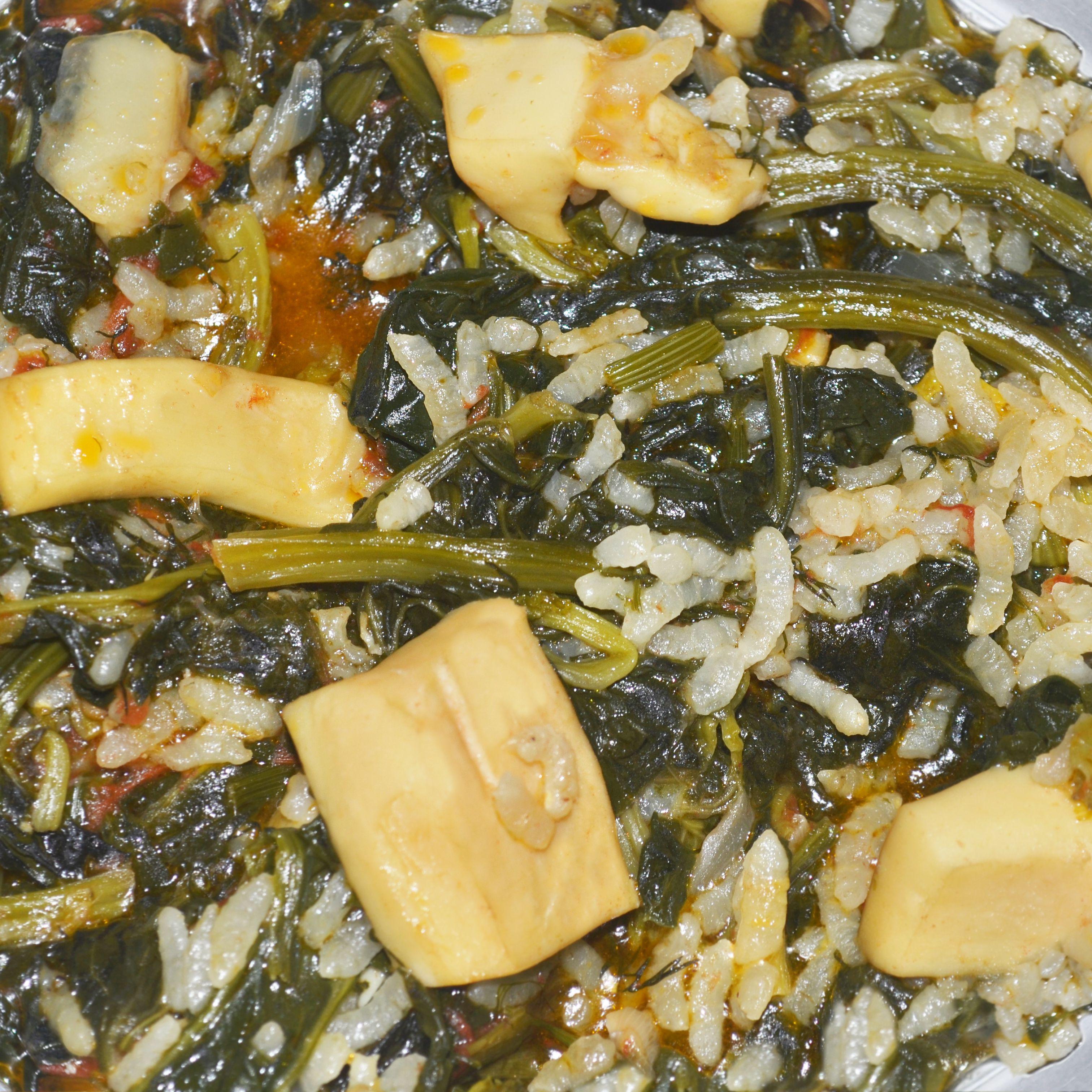 Greek Orthodox Great Lent (Megali Sarakosti) Food