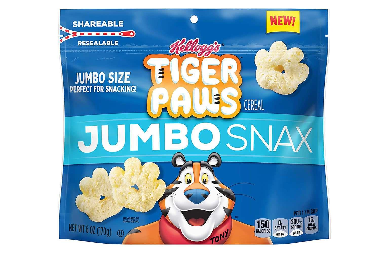Tiger Paws Jumbo Snax