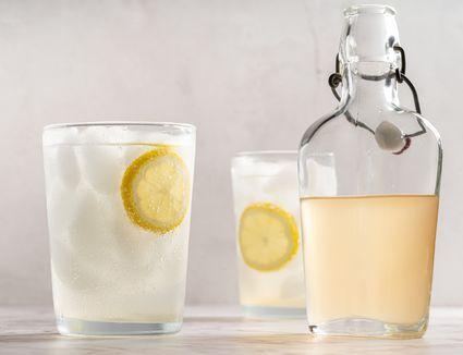 Lemon-Ginger Simple Syrup