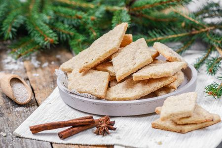 New Mexican Anise Cookies