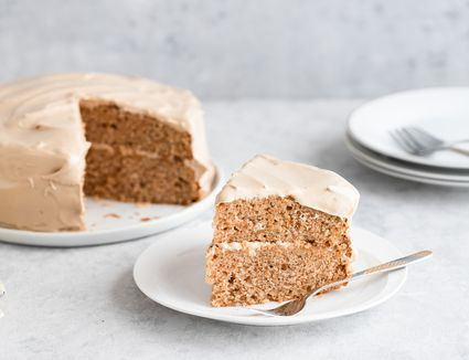 Buttermilk spice cake with brown sugar recipe
