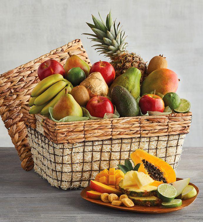 Harry & David Deluxe Fresh Fruit Basket