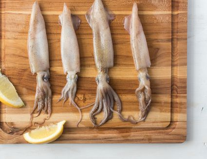 Raw Squid/Calamari