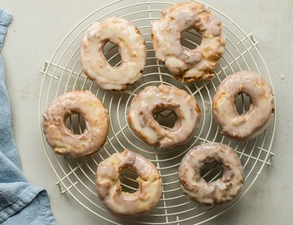 Top pot sour cream doughnuts recipe