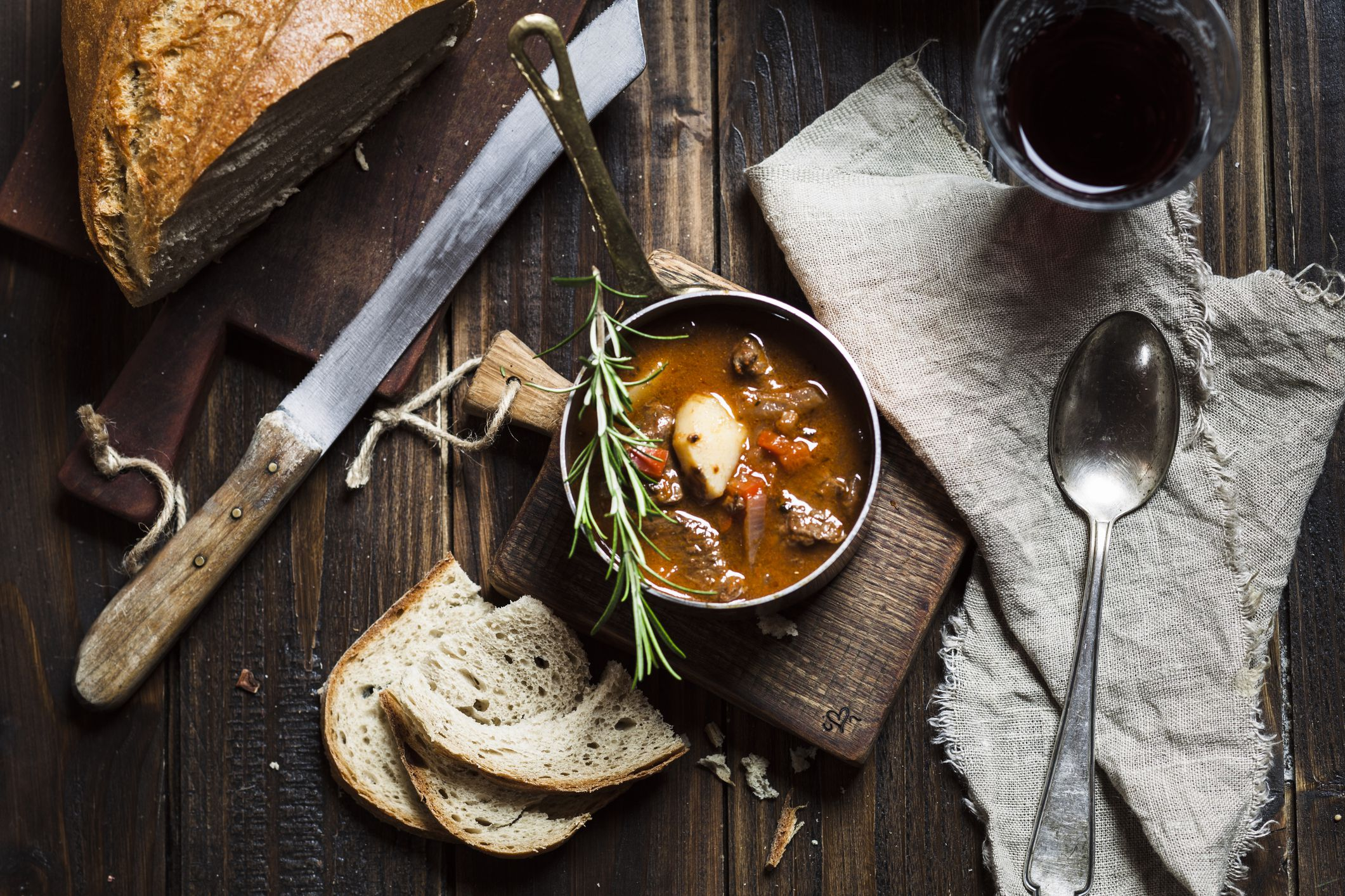 9 Cozy Variations on Hearty Goulash Stew