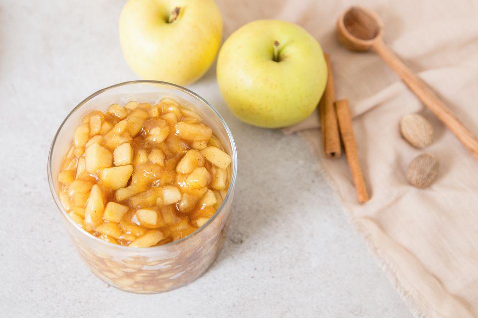 Apple pie or dessert filling recipe