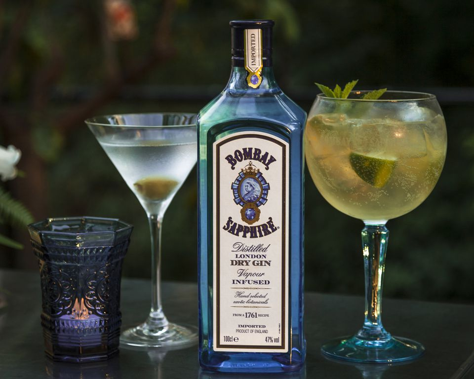 8 Best Bottles Of Gin That You Need To Know
