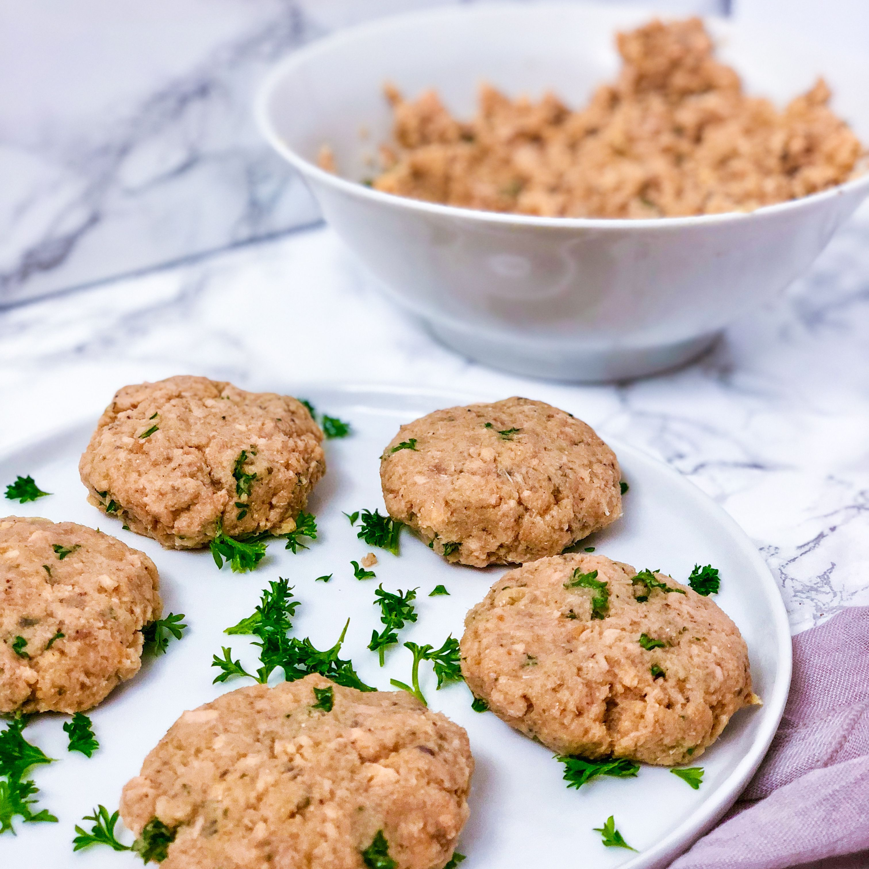 Classic Salmon Patties Recipe