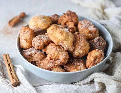 Brazilian Cinnamon Doughnuts (Bolinhos De Chuva) Recipe