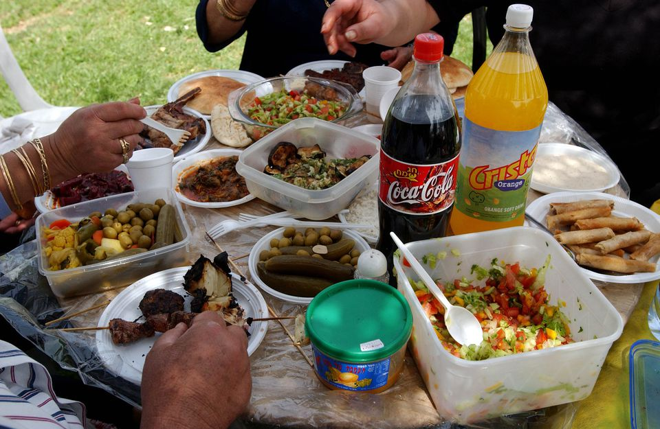 An Israeli Picnic for Yom Ha'atzmaut
