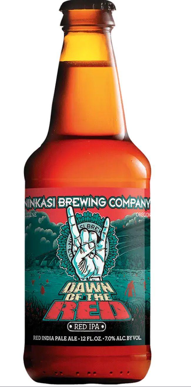 Ninkasi Brewing Company Dawn of the Red IPA