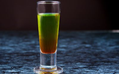shots shooter recipes
