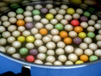 Cooked Bubble Tea Tapioca Pearls