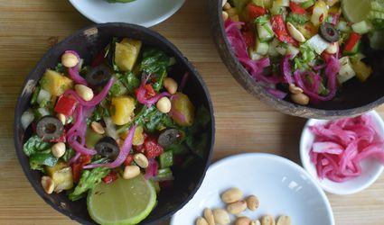 Plantain Salad