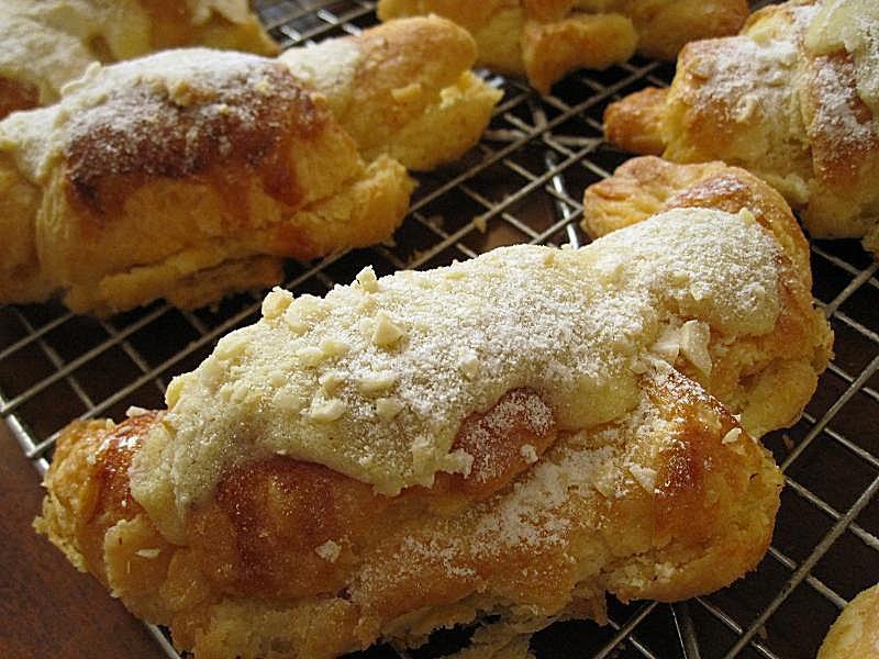 Make Almond Croissants (Croissants aux Amandes) the Traditional Way
