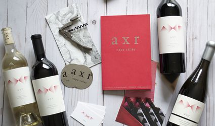 AXR Winery's virtual wine tasting collection