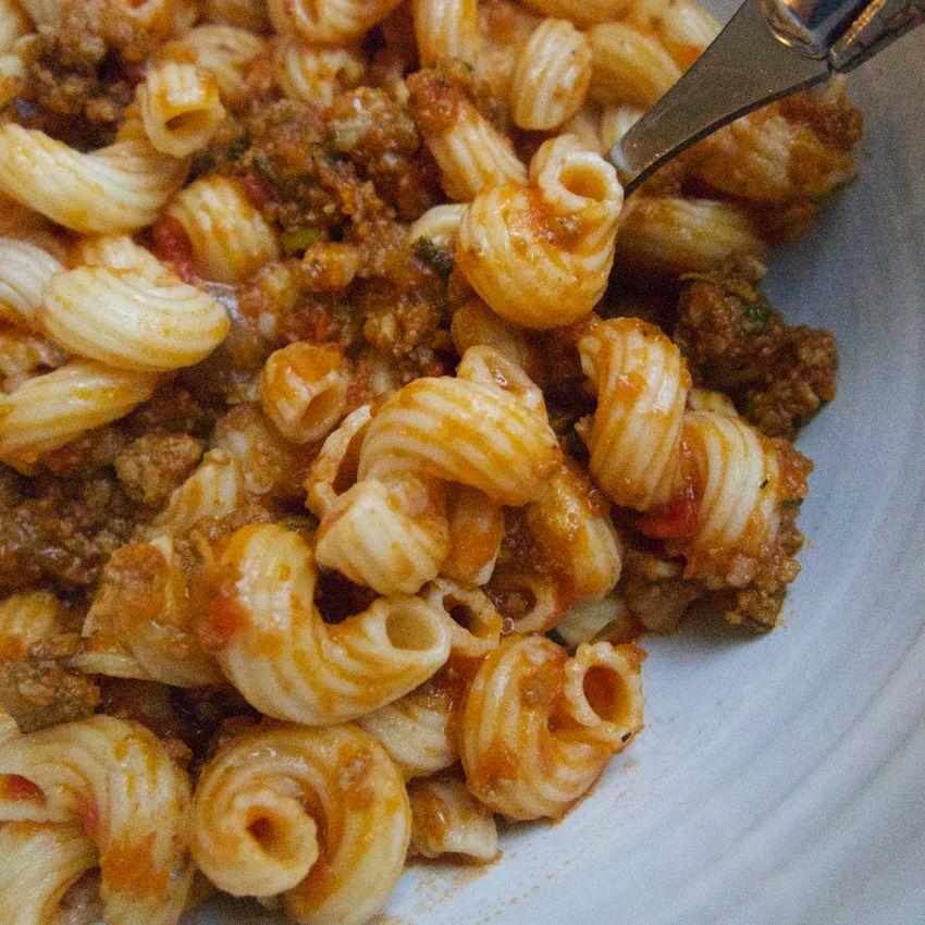 Territory Foods pasta