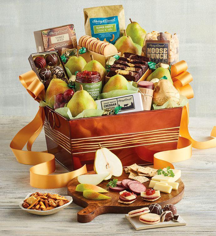 Harry & David Grand Favorites Gift Basket