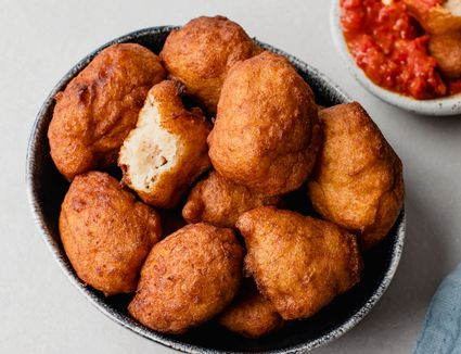 Koose spicy bean cakes recipe Ghana
