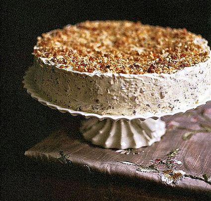Hazelnut Cream Torte