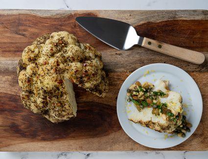Instant Pot Cauliflower