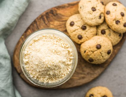 Homemade cookie mix