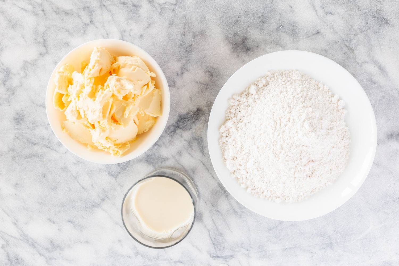Vegan Coconut Milk Frosting Recipe Ingredients