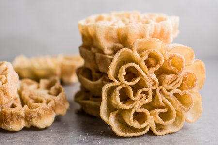Rosette Cookies Recipe