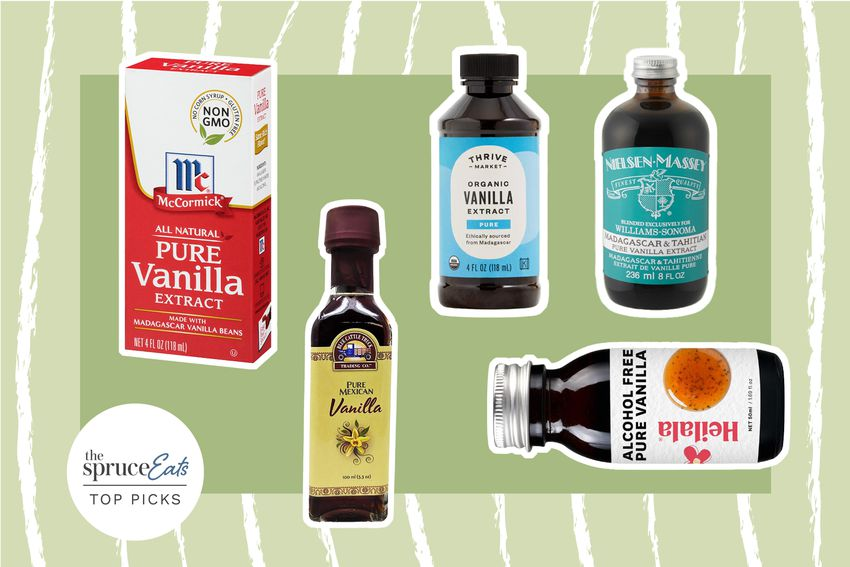 Vanilla Extract Bottles