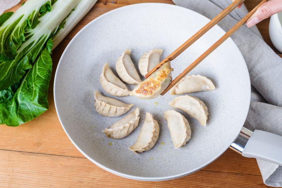 Heat the wok