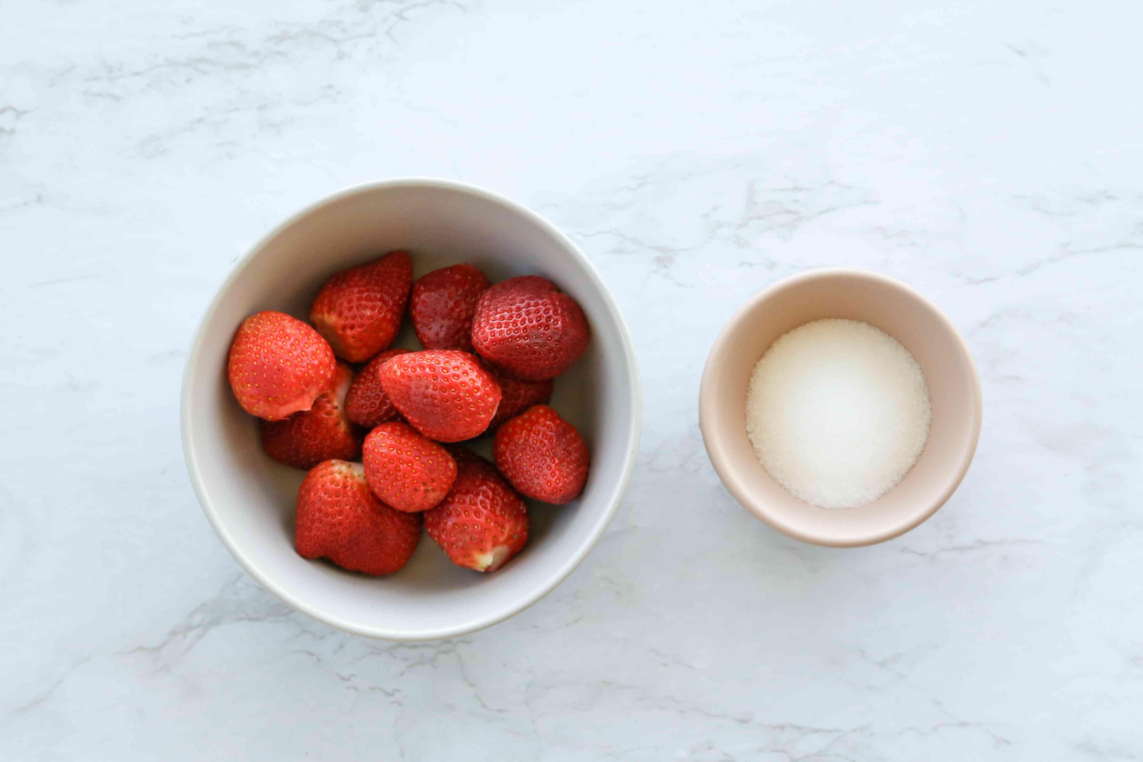 fruit sauce ingredients