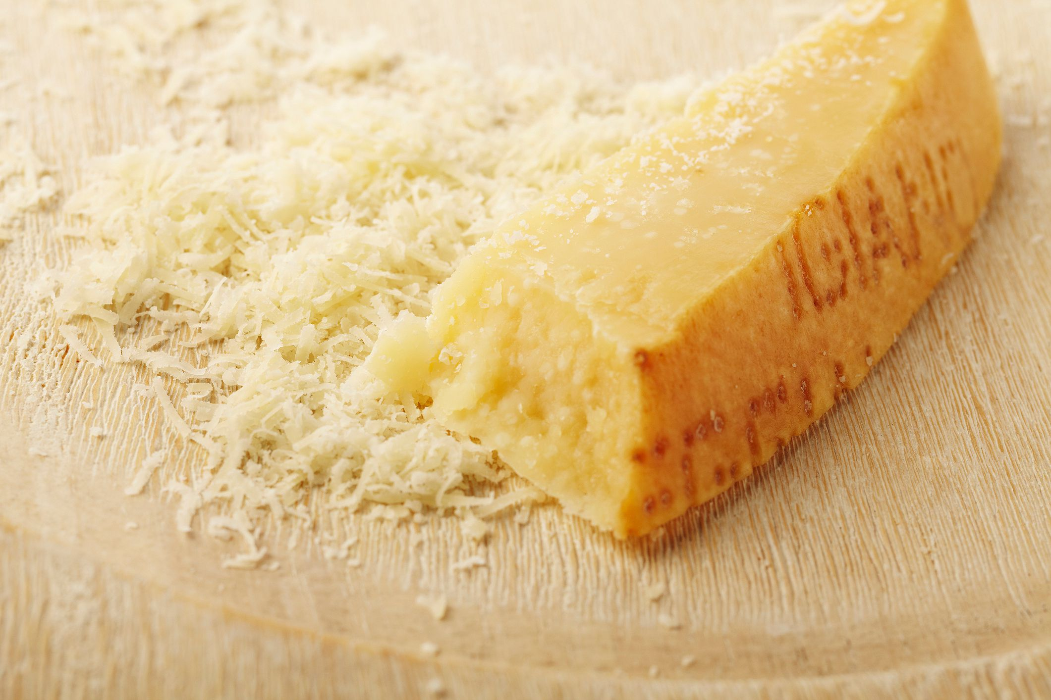The Difference Between Parmesan and Parmigiano-Reggiano