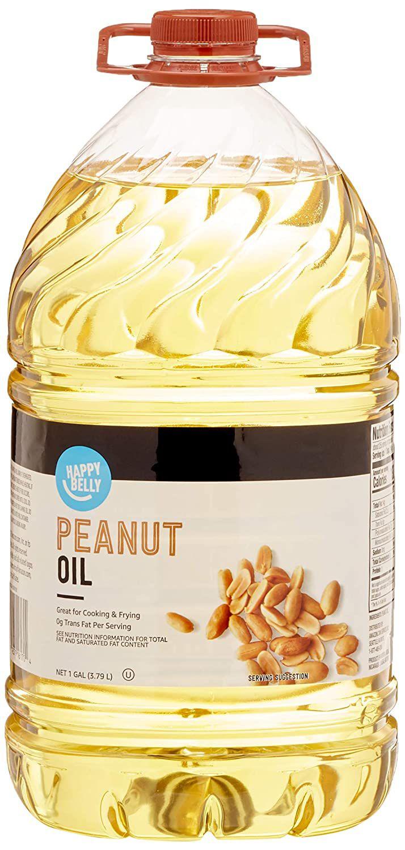 Happy Belly Peanut Oil, 1 Gallon
