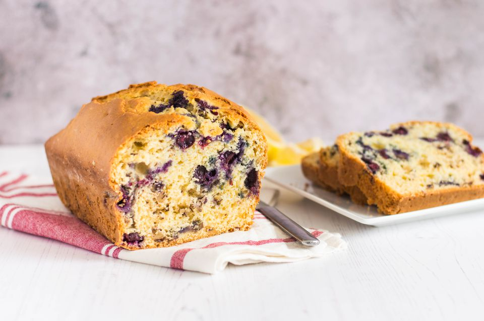 Blueberry Bread recipe