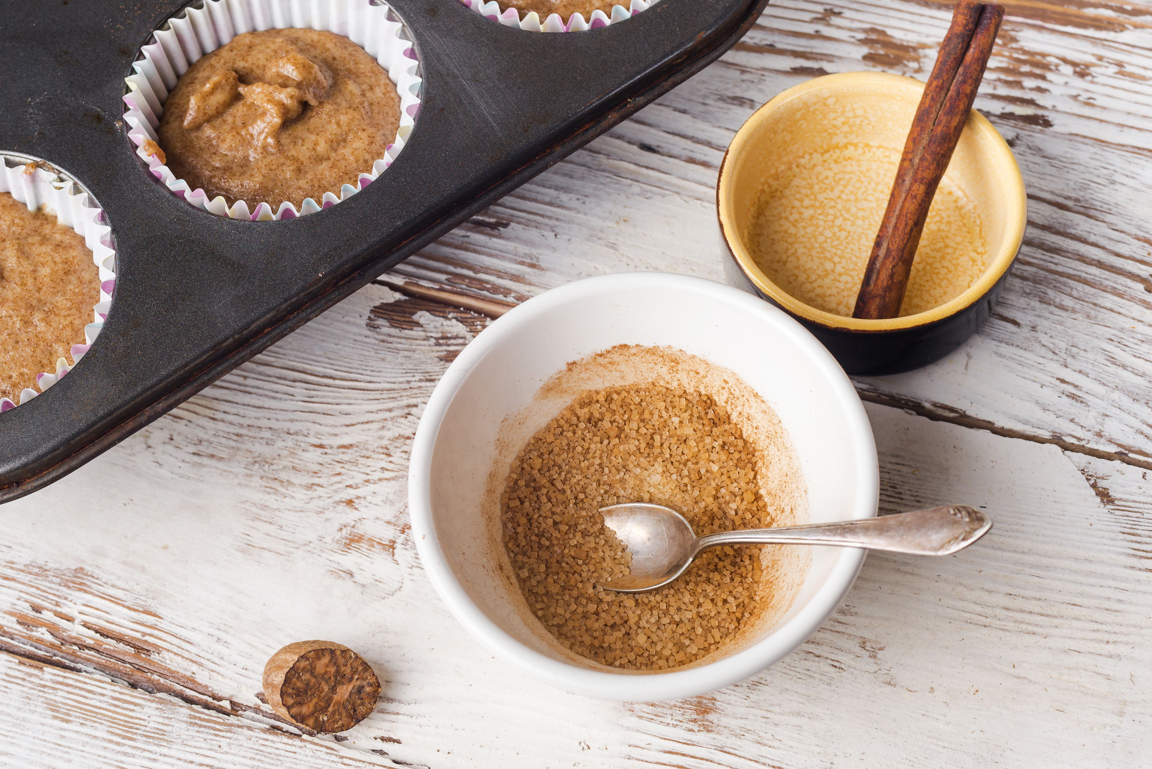 Gluten Free Flax Meal And Almond Flour Muffins Recipe