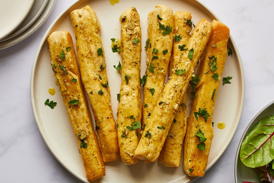 Garlic Breadsticks recipe