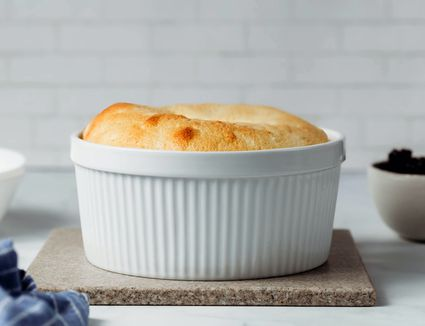 The Ultimate French Lemon Souffle