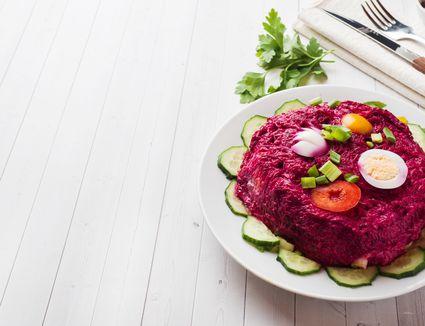 Russian Shuba Salad