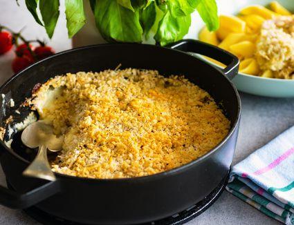 Chicken Cordon Bleu Casserole Recipe