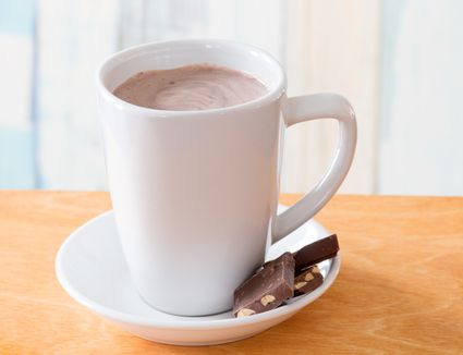 Hot Peppermint Patty Cocktail
