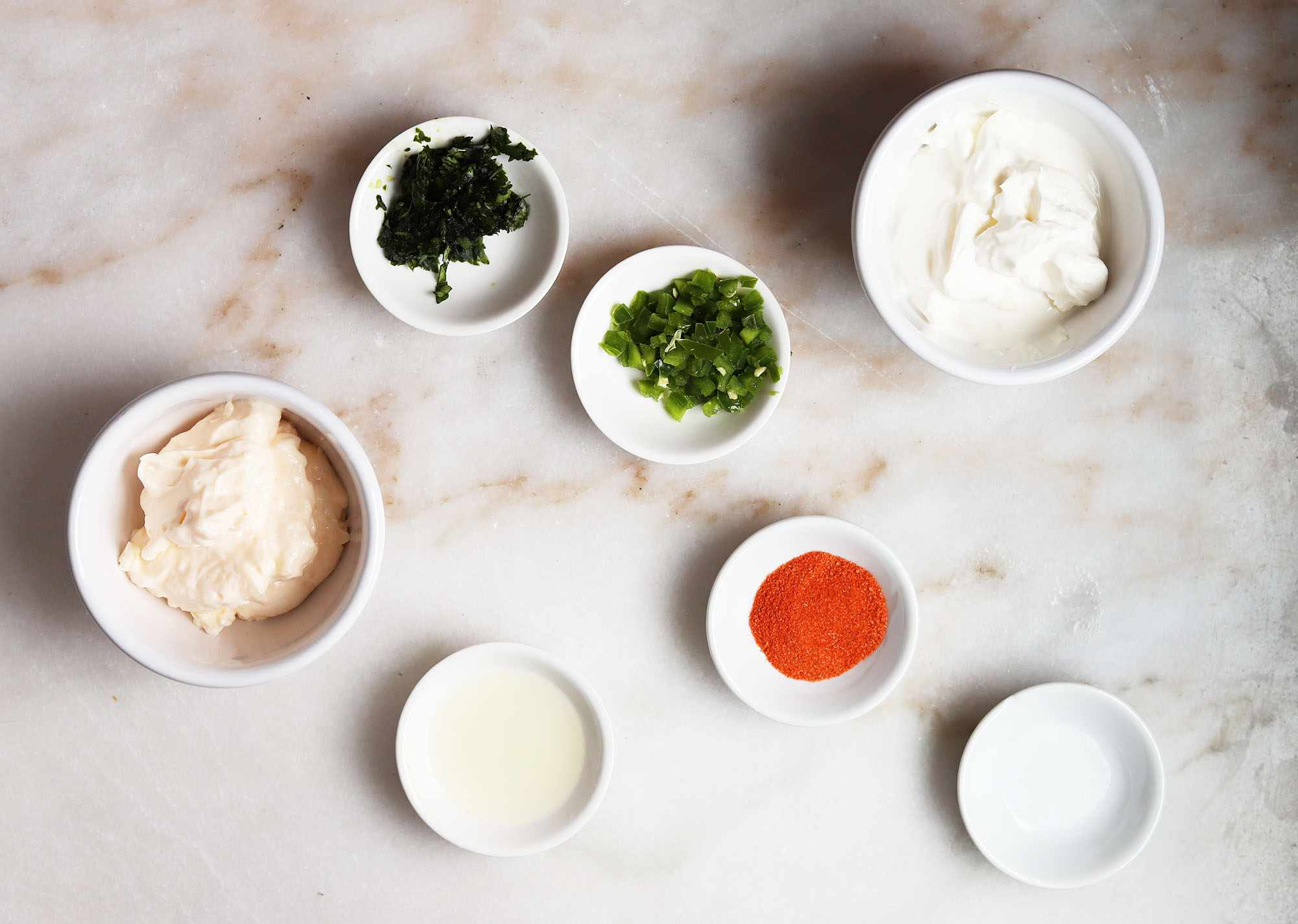 baja sauce ingredients